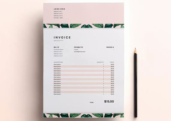 Invoice Template Google Sheets Beautiful Invoice Template Business Invoice Spreadsheet Google Sheets