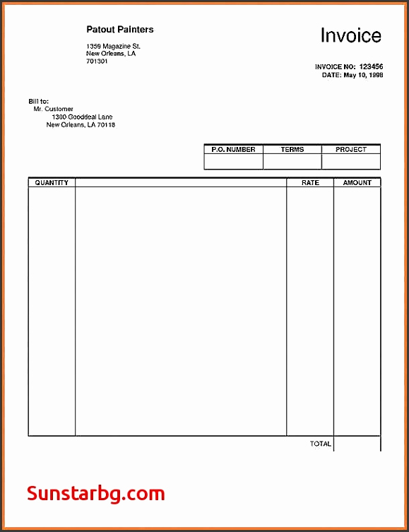 Invoice Template Google Sheets Lovely 5 Blank Project Timeline Template Sampletemplatess