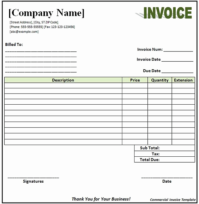 Invoice Template Open Office Beautiful Open Fice Invoice Template Open Fice Invoice