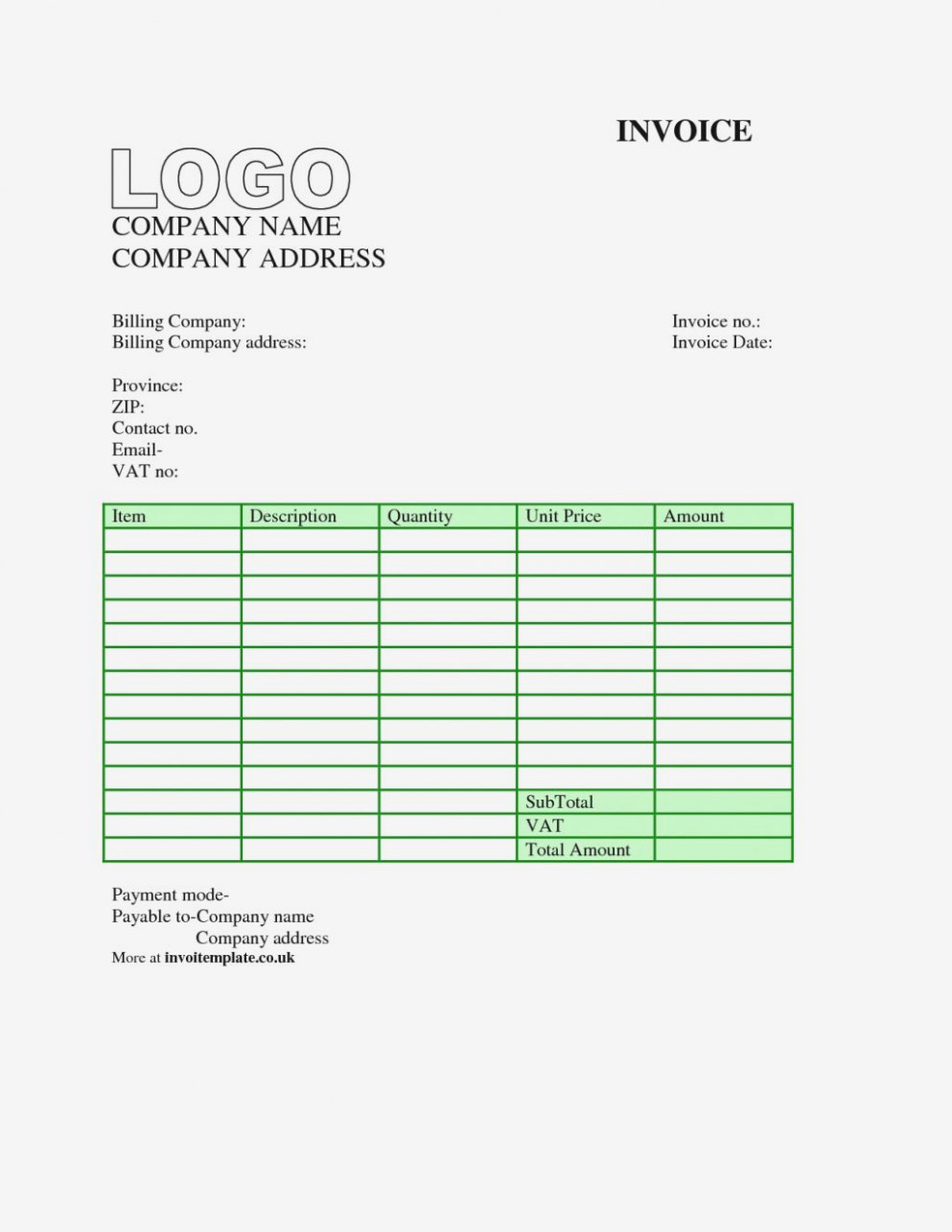 Invoice Template Open Office Best Of Five Clarifications
