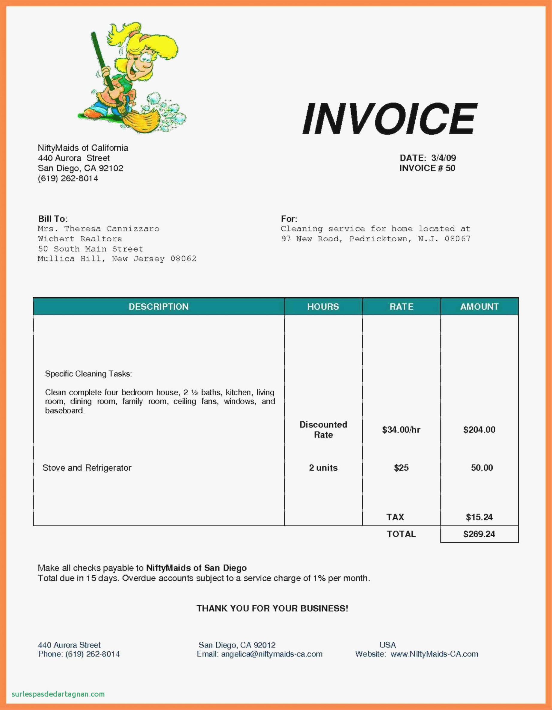 Invoice Template Open Office Unique Open Fice Templates Invoice Billing Template Tax Free