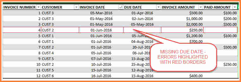 Invoice Tracking Template Excel Beautiful 4 Invoice Tracking Spreadsheet