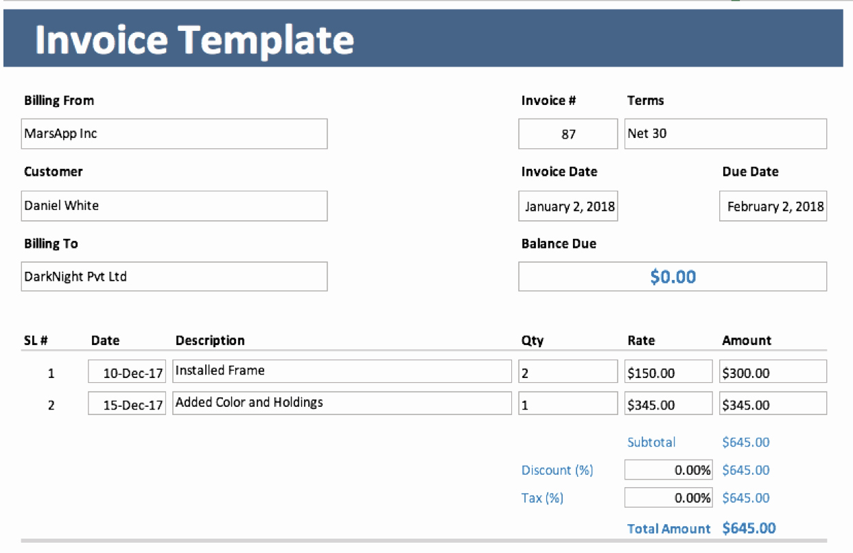 Invoice Tracking Template Excel Luxury Gantt Chart Template