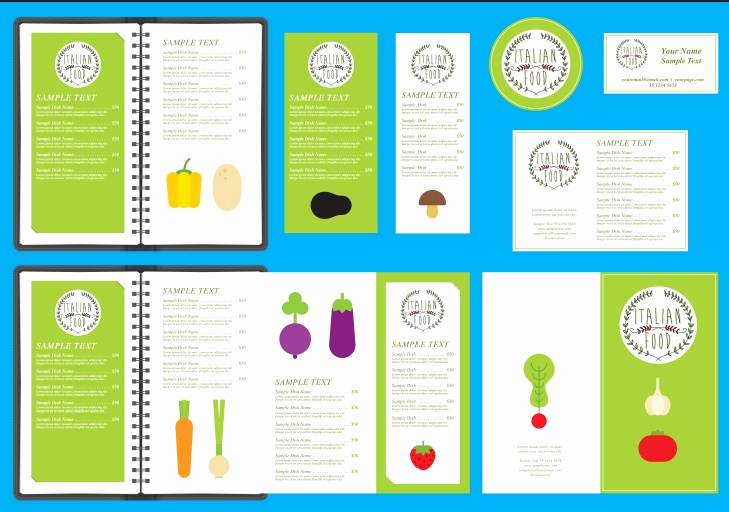 Italian Restaurant Menu Template Elegant 10 Free Sample Italian Menu Templates Printable Samples