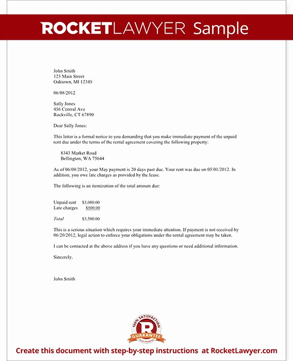 Late Rent Notice Template Unique 82 Best Images About Renting On Pinterest