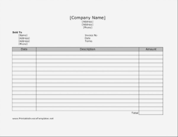 Lawn Care Invoice Template Pdf New Spreadsheet for Lawn Mowing Business Download Google
