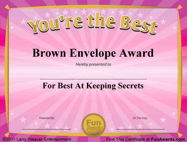 Life Saving Award Certificate Template Luxury Fake Awards 600×457 Pixels