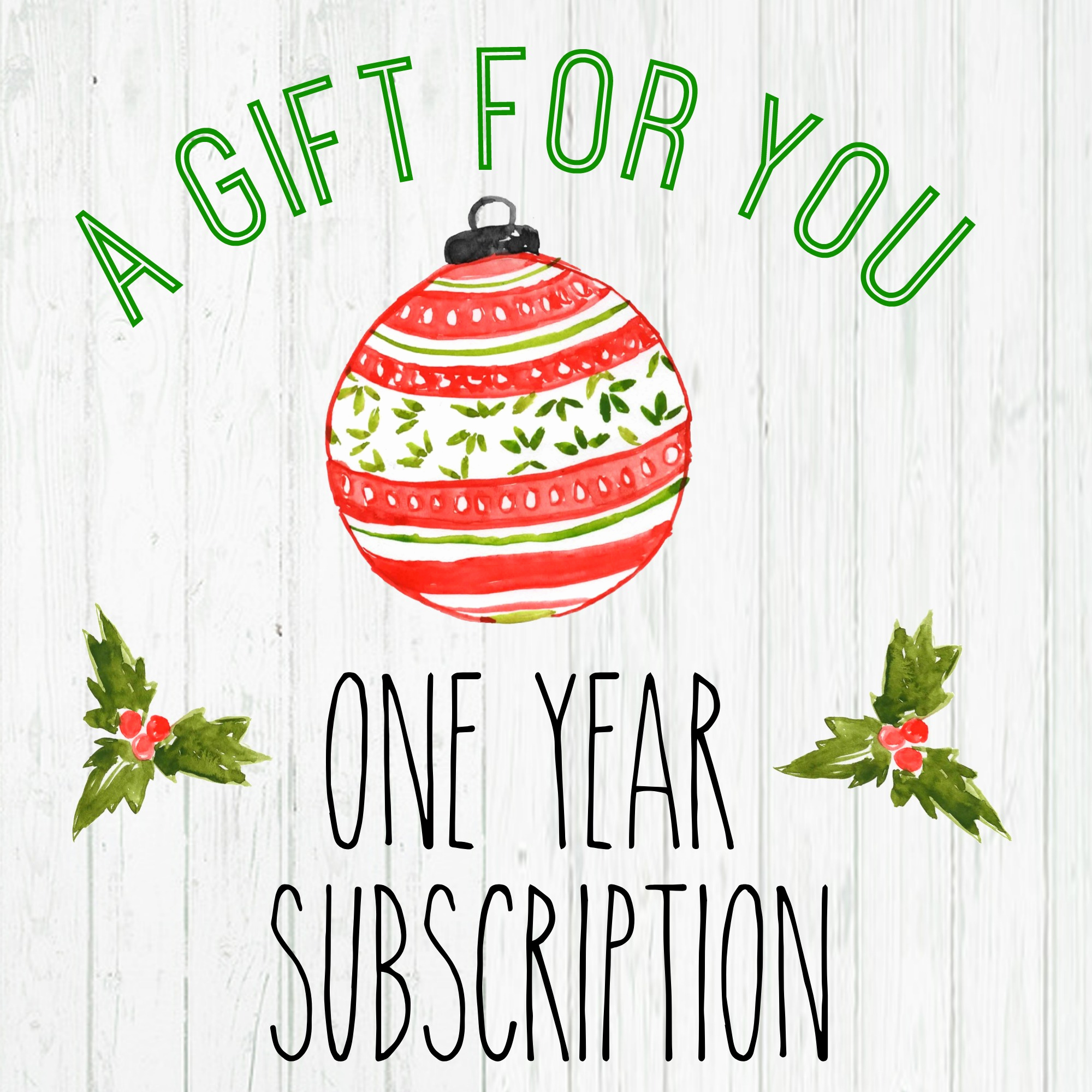 Magazine Subscription Gift Certificate Template Elegant Gift A Magazine Subscription with Our Free Printable Cards