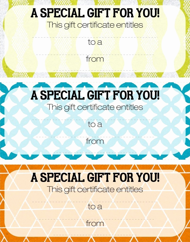 Magazine Subscription Gift Certificate Template Lovely the Extraordinary Pretty Printable Coupons Give This to