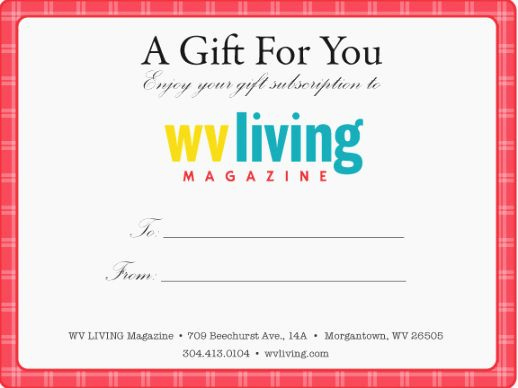Magazine Subscription Gift Certificate Template New Inventive Magazine Subscription Gift Printable