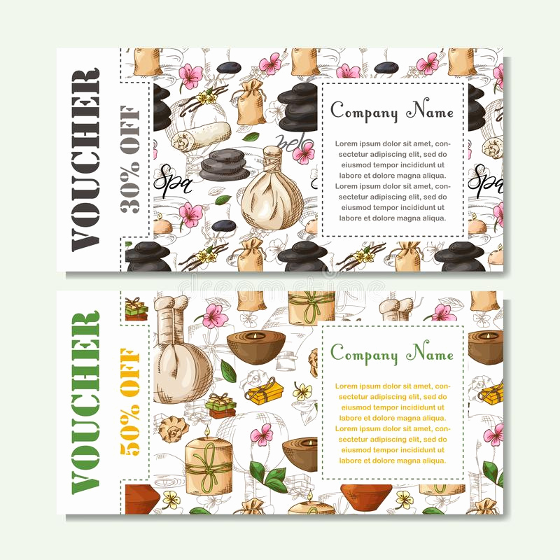 Magazine Subscription Gift Certificate Template Unique Gift Voucher Template with Mandala Design Certificate for
