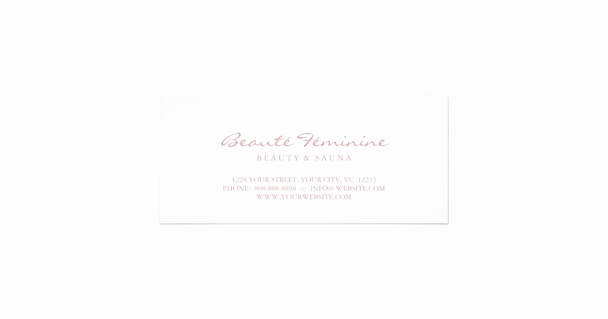 Makeup Gift Certificate Template Best Of Beauty T Certificate for Women Template