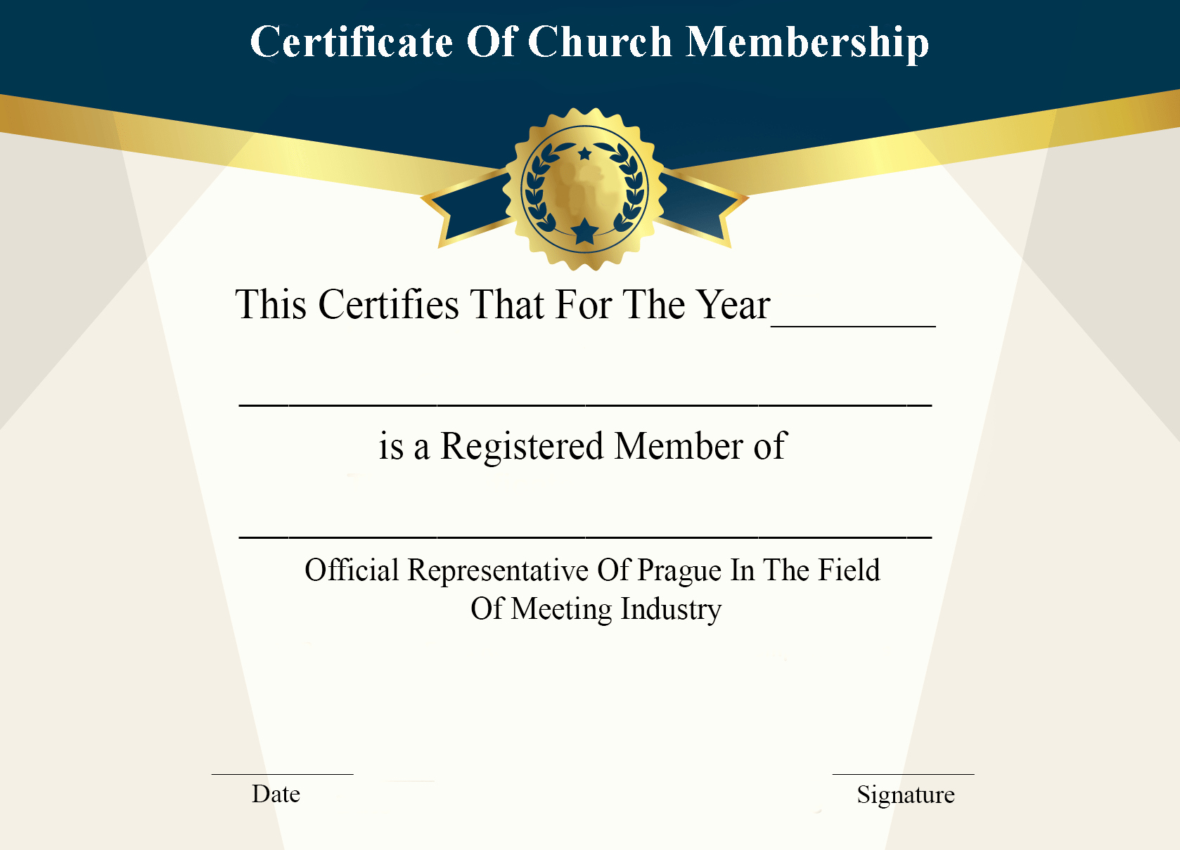 Membership Certificate Llc Template Awesome 5 Free Printable Certificate Membership Template