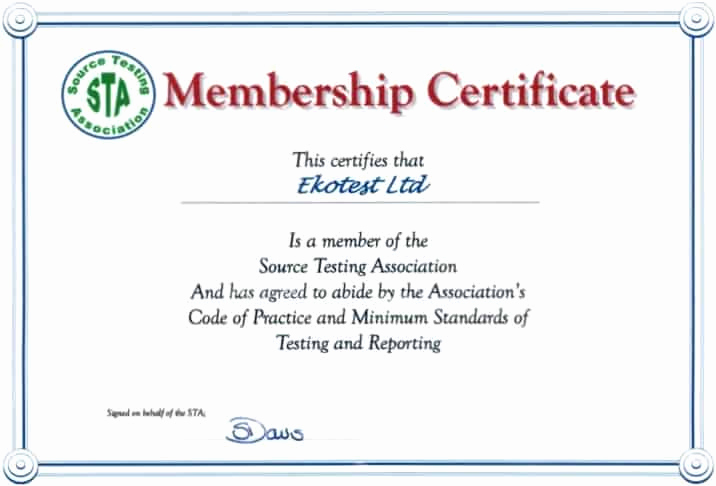 Membership Certificate Llc Template Awesome Membership Certificate Templates Word Excel Samples