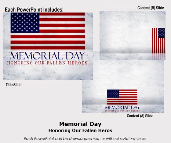Memorial Slideshow Template Powerpoint Beautiful Memorial Day Powerpoints