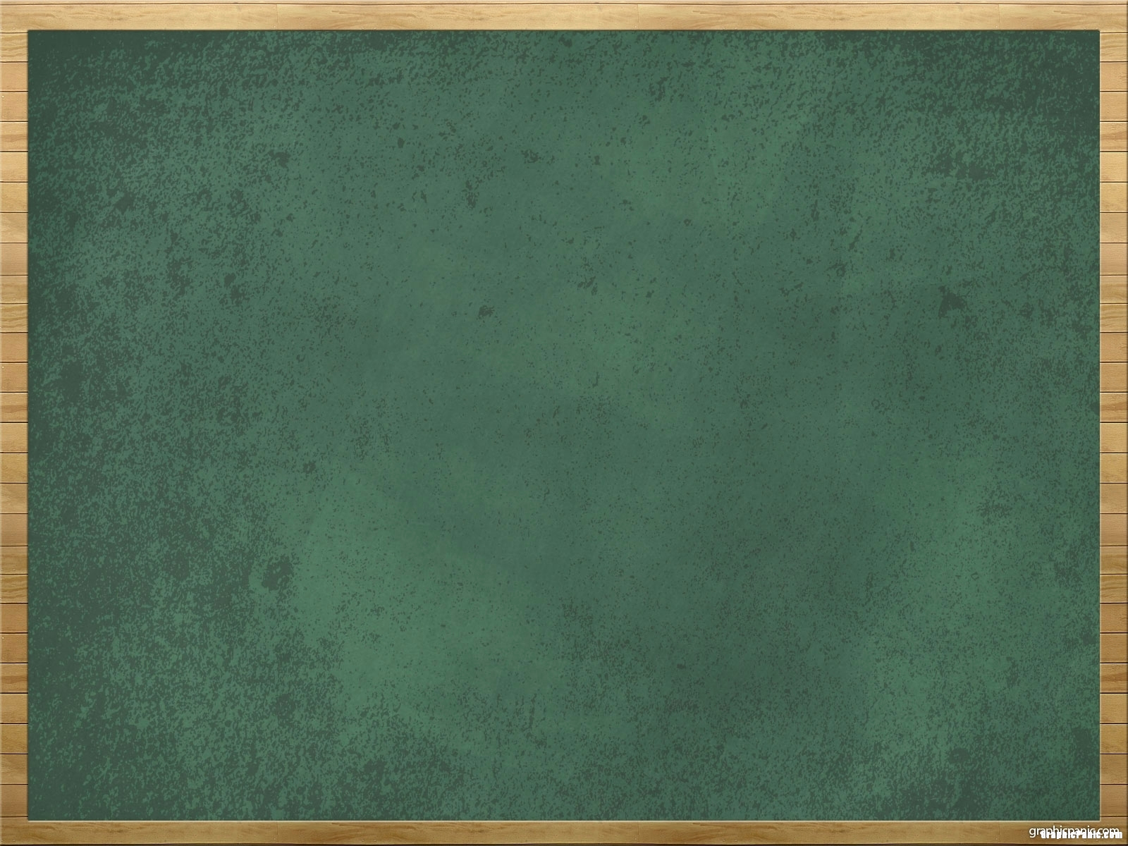 Menu Board Template Powerpoint Awesome Green Chalkboard Background Wooden Frame – Graphicpanic