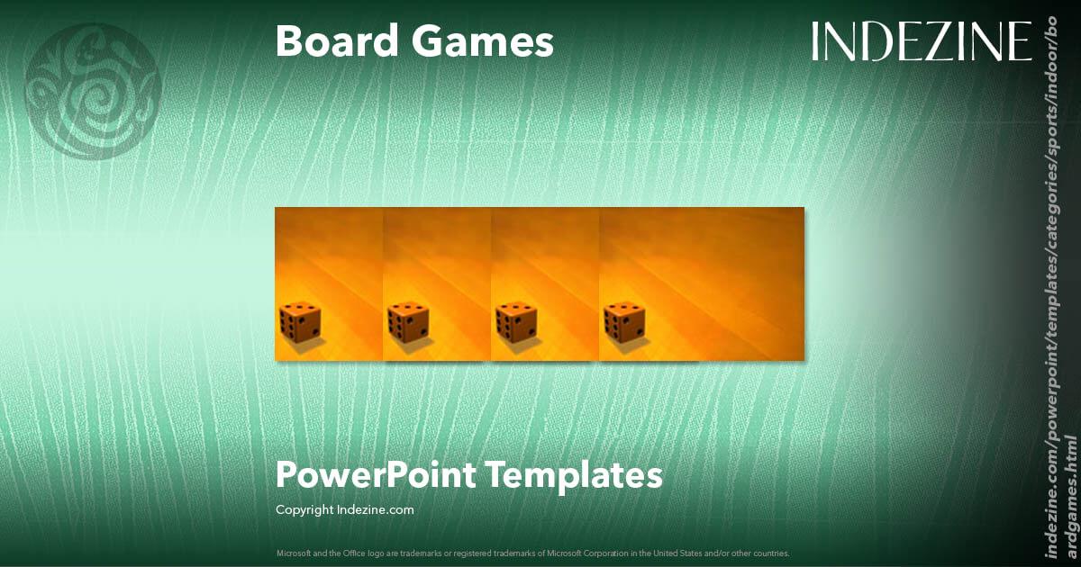 Menu Board Template Powerpoint Luxury Board Games Powerpoint Templates