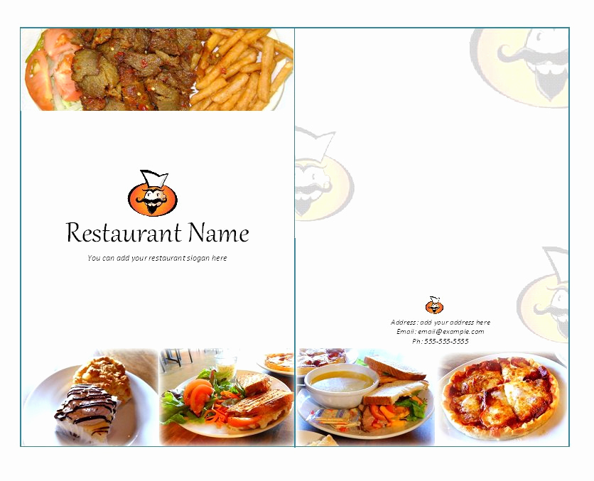 Menu Design Ideas Template Luxury 30 Restaurant Menu Templates & Designs Template Lab