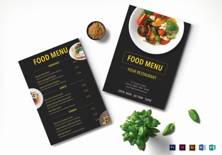 Menu Design Ideas Template New 11 Steaming asian Restaurant Templates Psd Ai