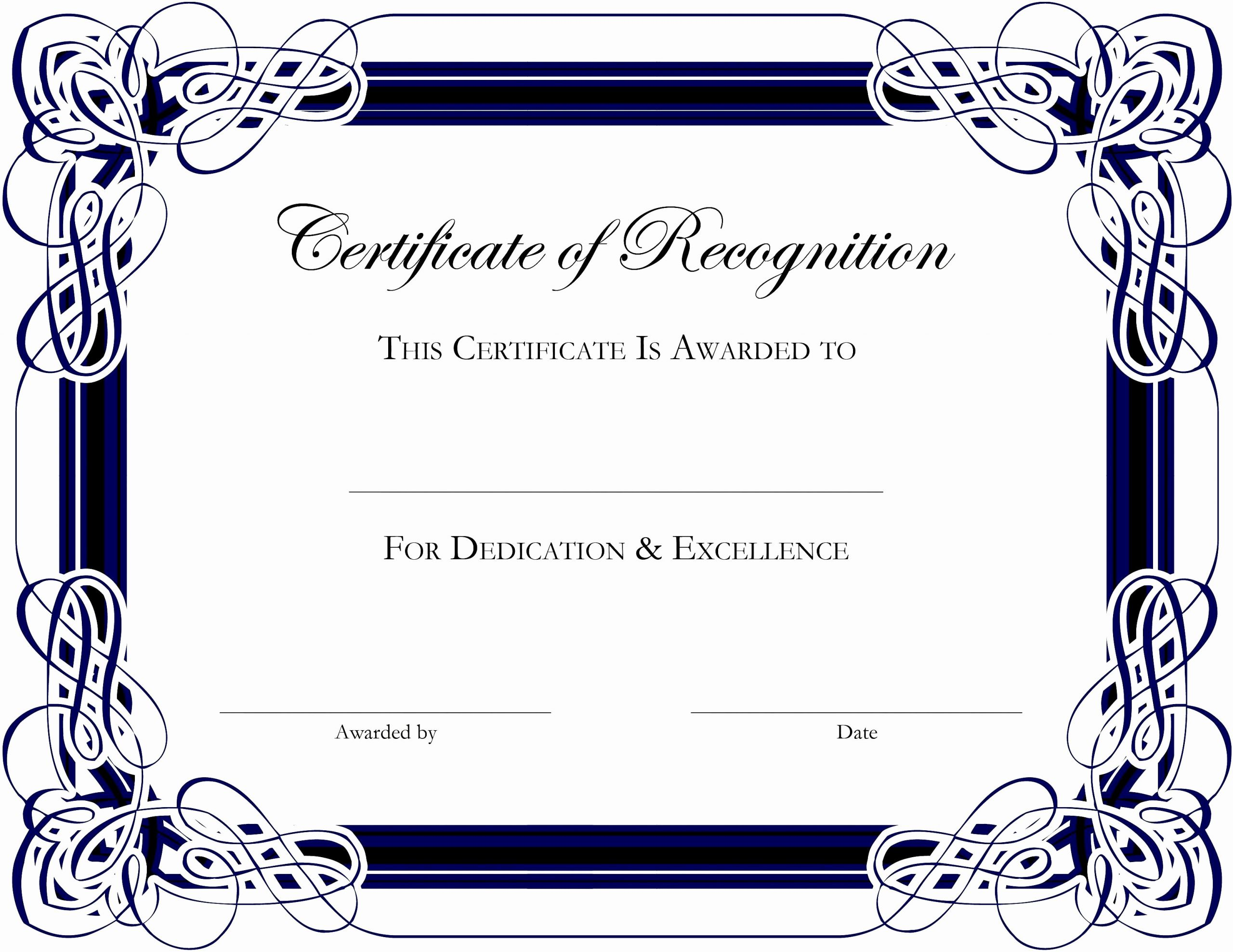 Microsoft Publisher Certificate Template Inspirational Certificate Template Free Publisher