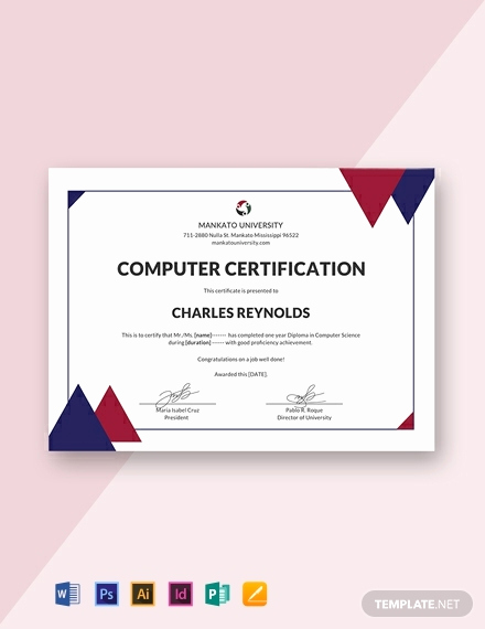 Microsoft Publisher Certificate Template Unique 271 Free Certificate Templates Word Psd