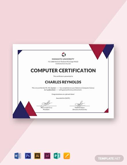 Microsoft Publisher Certificate Template Unique 271 Free Certificate Templates Word Psd