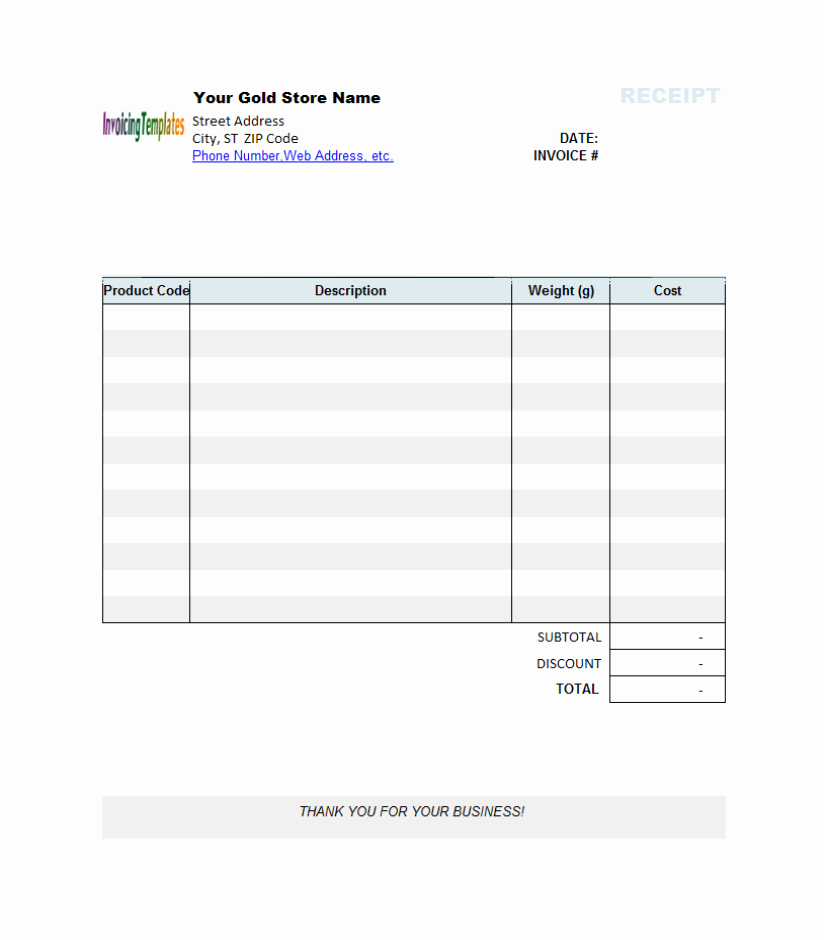 Microsoft Word Invoice Template Free Unique Download Blank Invoice Template Microsoft Word Templates