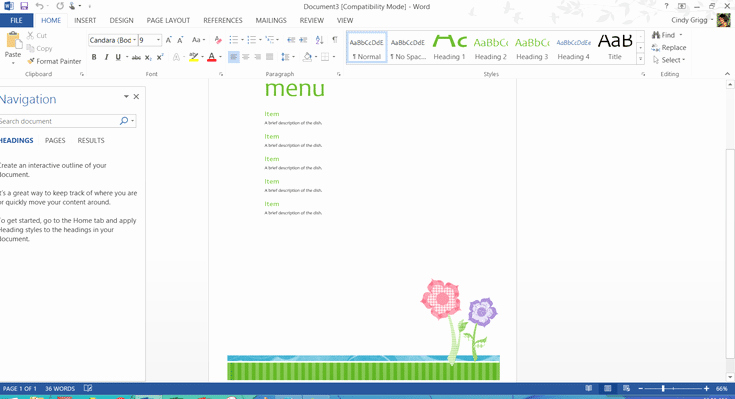 Mothers Day Menu Template Best Of Free Printable Microsoft Fice Templates for Mother S Day