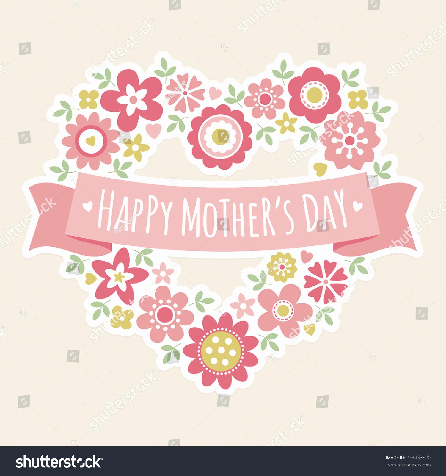 Mothers Day Menu Template Fresh Pretty Greeting Card Menu Template for Mother S Day