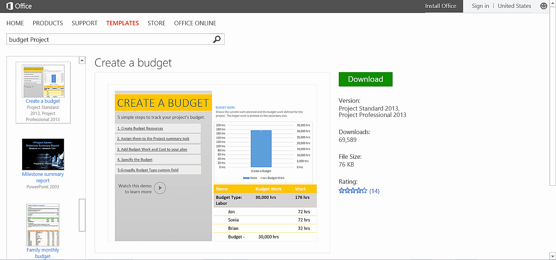 Ms Office Budget Template Lovely Get organized with Bud Templates for Microsoft Fice