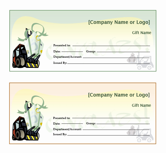 Ms Word Gift Certificate Template Best Of 11 Free Gift Certificate Templates – Word Templates for