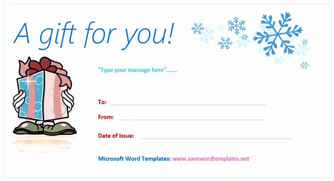 Ms Word Gift Certificate Template Elegant Get A Free Gift Certificate Template for Microsoft Fice