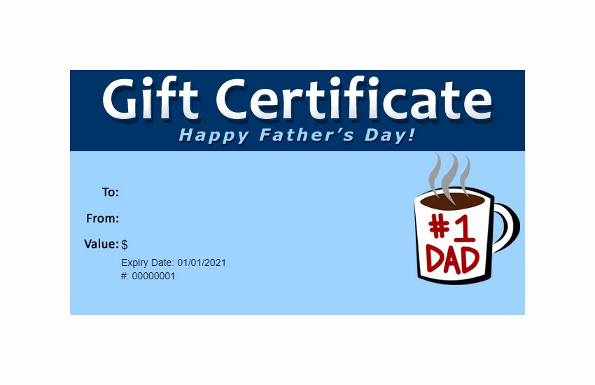 Ms Word Gift Certificate Template Luxury 173 Free Gift Certificate Templates You Can Customize
