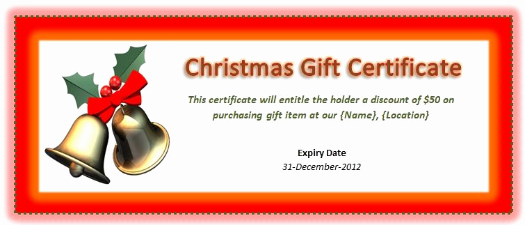 Ms Word Gift Certificate Template New 36 Free Gift Certificate Templates – Bates Design with