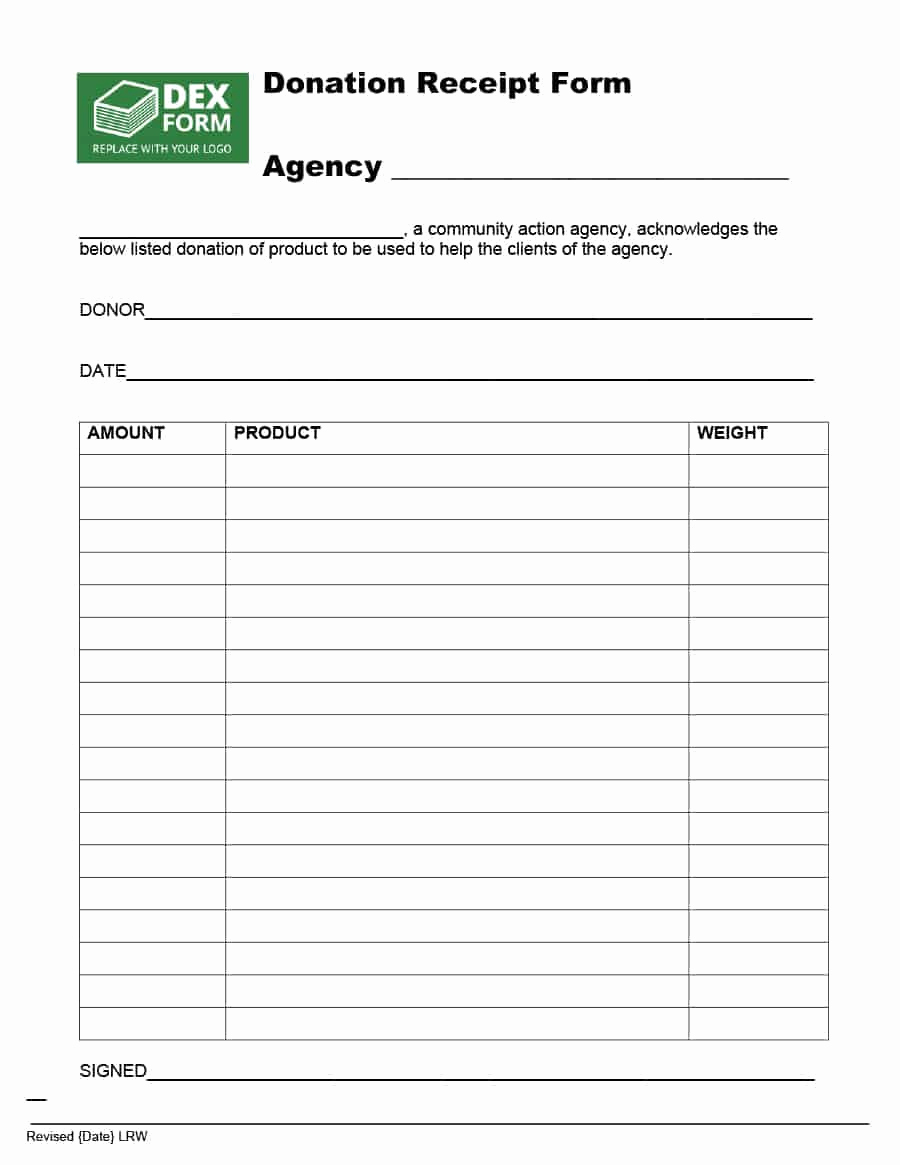 Non Profit Invoice Template Elegant Donation Invoice Template 13 Things Your Boss Needs to