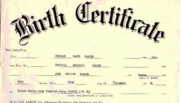 Old Birth Certificate Template Inspirational From Birth to Certificates now You Have to Fill