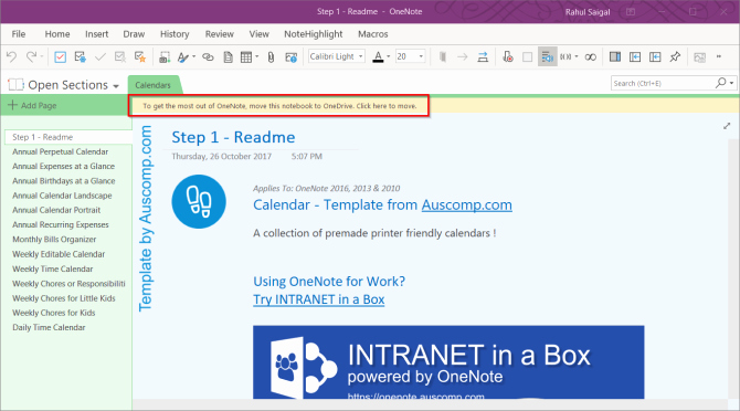 Onenote to Do List Template Unique the 6 Best Sites to Download Microsoft Enote Templates