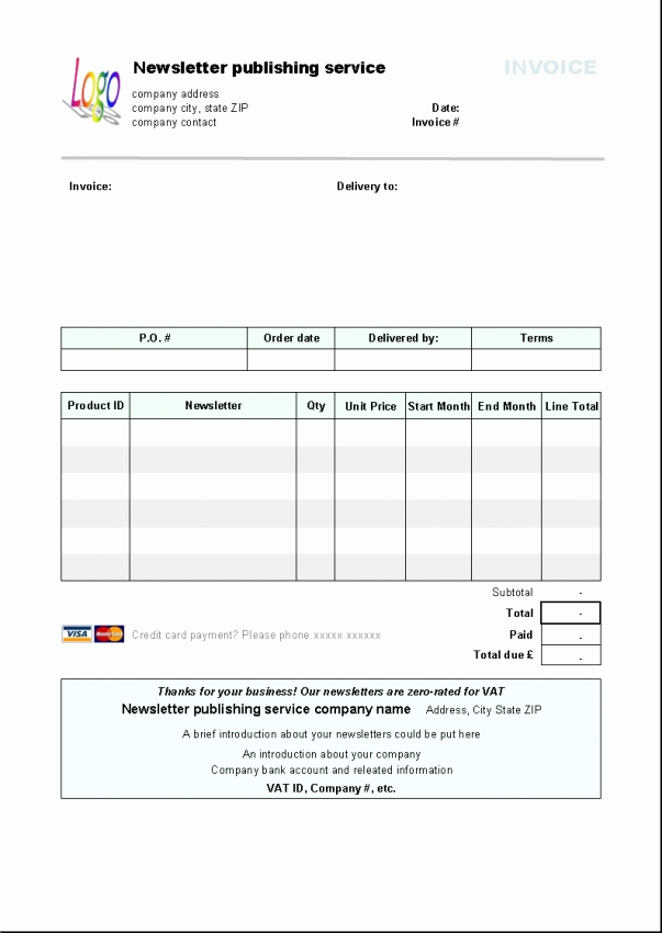 Open Office Invoice Template Free Fresh Libreoffice Invoice Template