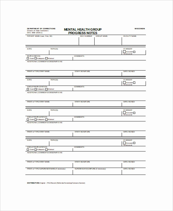 Outpatient Psychiatric Progress Note Template Fresh Index Of Cdn 13 2005 601