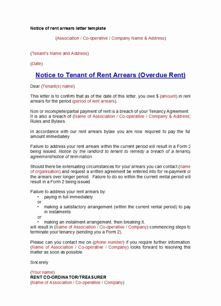 Past Due Rent Notice Template Beautiful 34 Printable Late Rent Notice Templates Templatelab