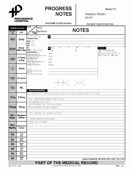 Patient Progress Notes Template Elegant 25 Of Rounding Report Template