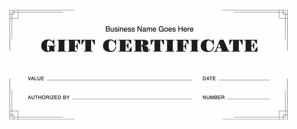 Pdf Certificate Template Free New Gift Certificate Templates Download Free Gift