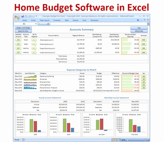 Personal Budget Spreadsheet Template Beautiful Excel Bud Spreadsheet Template and Checkbook Register