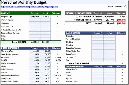 Personal Budget Spreadsheet Template Fresh Barbara S Beat Christian Personal Finance Shares10 Free