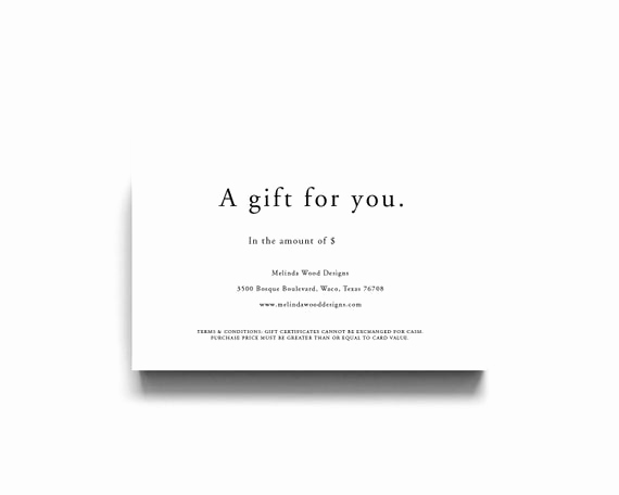 Photo Gift Certificate Template Awesome Gift Certificate Template Gift Voucher Gift Template