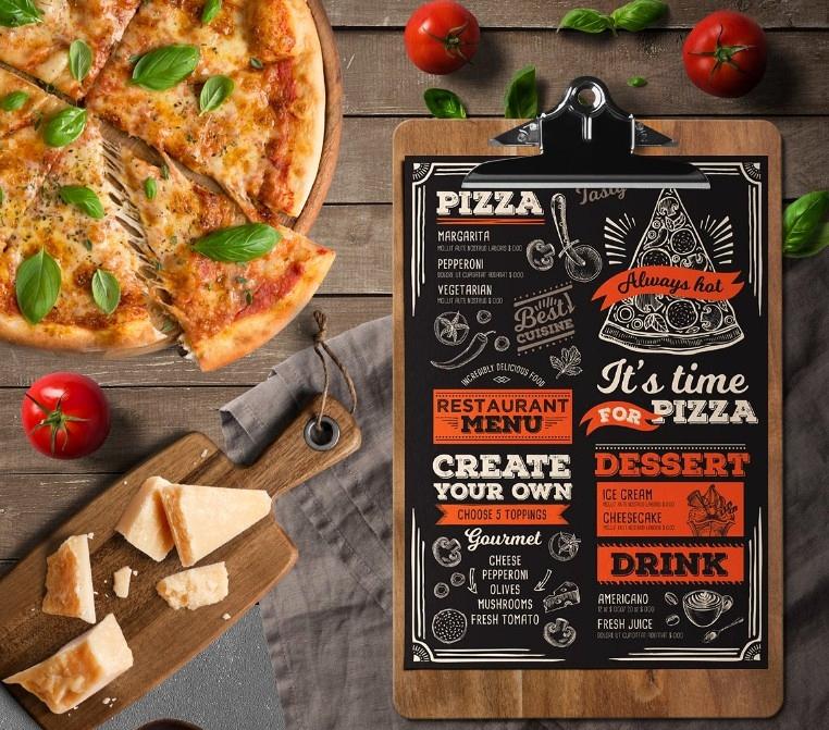 Pizza Menu Template Free Fresh 13 Pizza Menu Templates