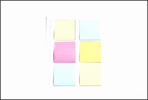 Printable Post It Notes Template Inspirational 6 Post It Note Template Sampletemplatess Sampletemplatess