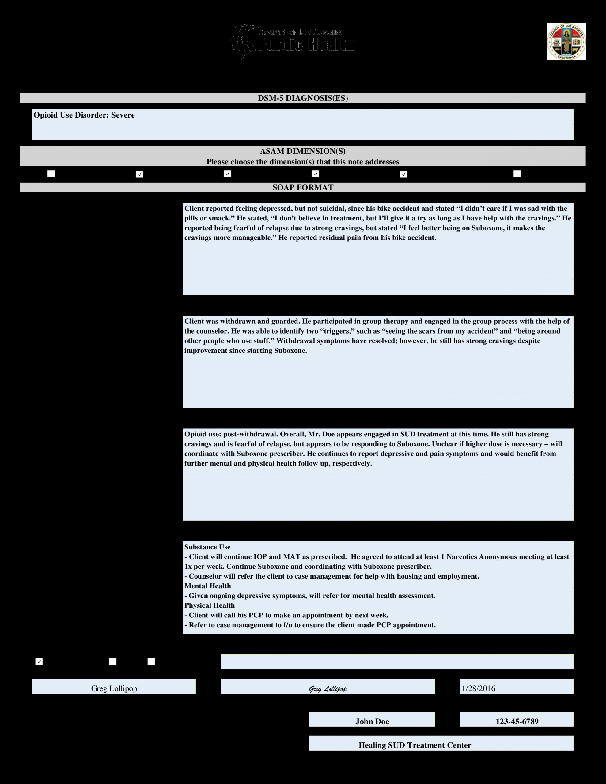 Progress Note Template Pdf Awesome Clinical Progress Note