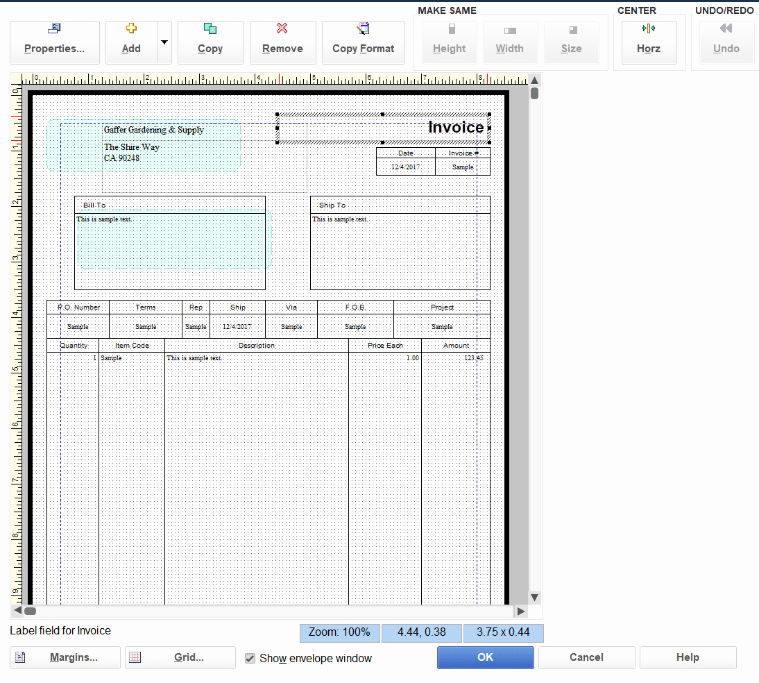 Quickbooks Invoice Template Download Elegant How to Customize Invoice Templates In Quickbooks Pro