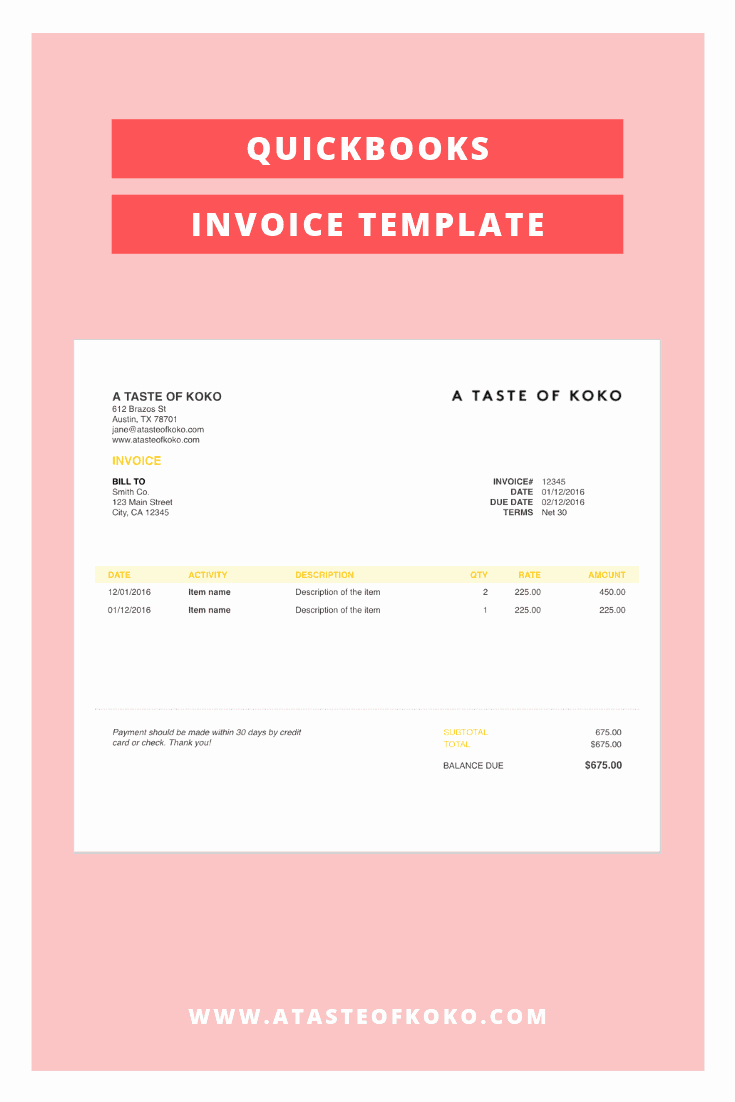 Quickbooks Invoice Template Download New 7 Tips for Working Remotely for Freelancers